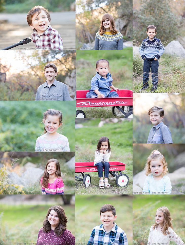 kids faces sd minis