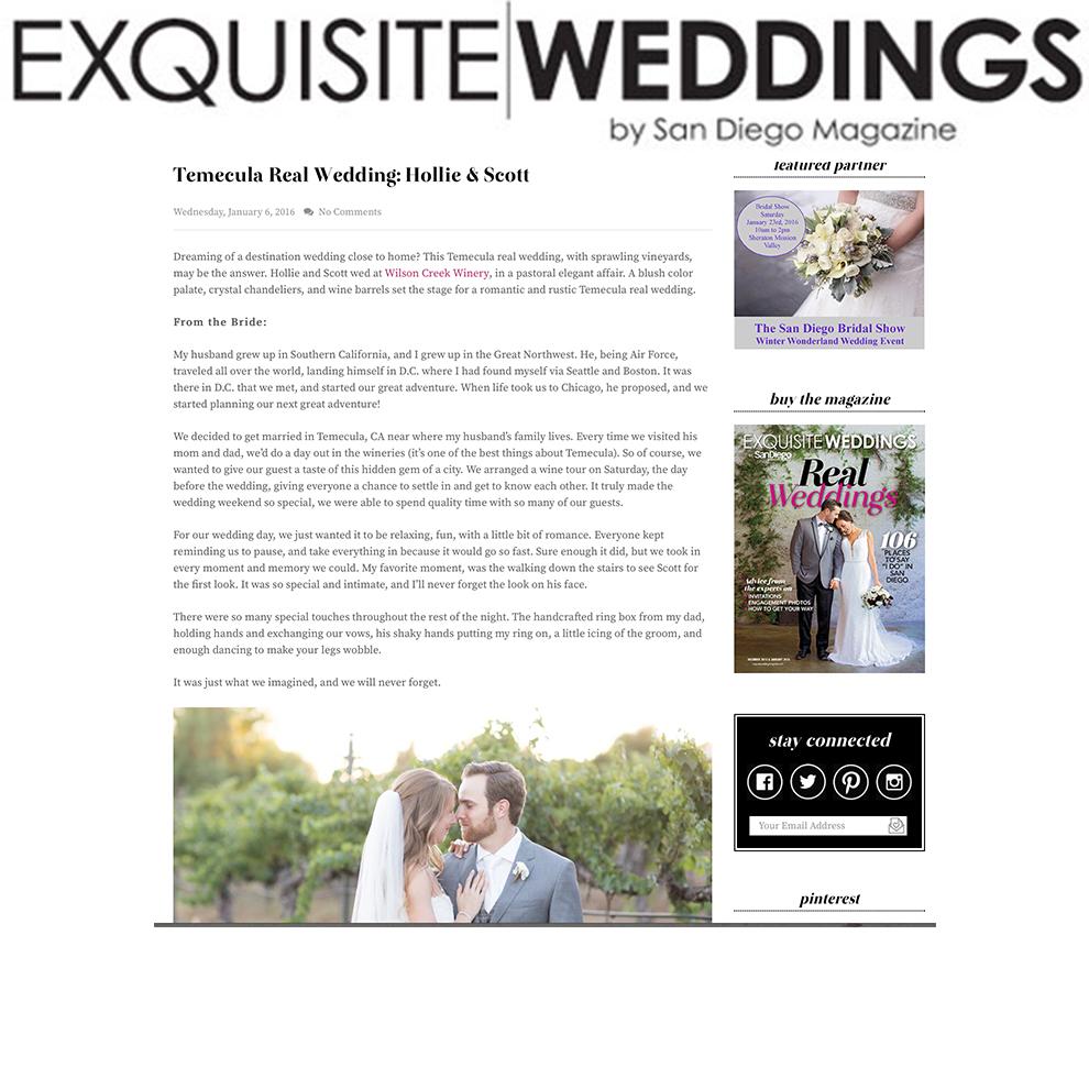 San Diego Magazine Feature